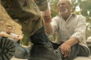 """Army """"boots"""" by JWT"""