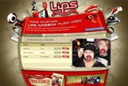 Xbox 'lips digital' by AKQA