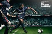 Nike France 'Paris Saint Germaine jersey launch' by Wieden & Kennedy Amsterdam
