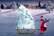 ITV 'Text Santa' by ITV Creative