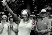 Gatorade 'serena queen of aces' by TBWA