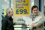 Kwik Fit 'amazed' by DDB