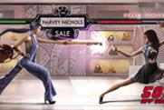 Harvey Nichols 'sale-fighter' by DDB London