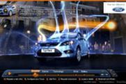 Ford 'plasma ball' by Wunderman