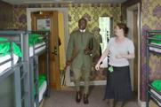 "Hostelworld ""hostelling with Chris Eubank"" by Lucky Generals"