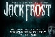 The AA 'who will stop Jack Frost?' by McCann London