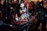 """Red Cross """"healthcare in danger"""" by Reportage by Getty Images"""