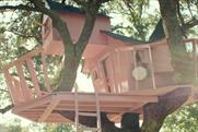 "HSBC ""tree house"" by JWT London"