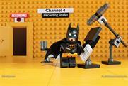 "Warner Bros ""Continuity bat"" by Drum"
