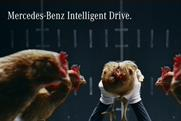 "Mercedes-Benz ""chicken"" by Jung von Matt/Neckar"