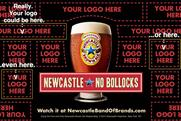 "Newcastle Brown Ale ""call for brands"" by Droga5"