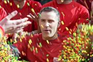 "Skittles ""Super Bowl tailgate"" by Olson Engage"