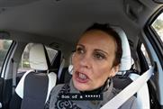 """Toyota """"fall in love with driving again"""" by Saatchi & Saatchi"""