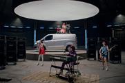 "Ford Transit ""move it, make it, work it, Transit"" by Blue Hive"