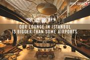 "Turkish Airlines ""widen your world"" by Crispin Porter & Bogusky London"