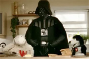 Woolworths 'Darth Vader' by Bartle Bogle Hegarty