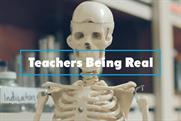 High school never ends for teachers, says Droga5 for Clearasil