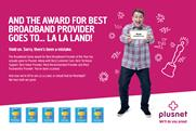 "Plusnet ""Awards"" by Karmarama"