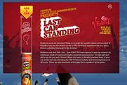 "Pringles ""last can standing"" by Isobar"