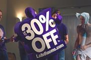 """LateRooms.com """"How could this get any better?"""" by Mother"""