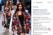 Dolce & Gabbana casts customers in Milan catwalk show