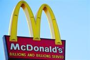 McDonald's confirms UK home delivery amid sales growth