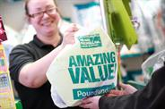 Poundland to push fashion as part of value proposition