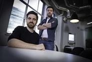 McClure and Simon: Adam & Eve/DDB's award-winning creatives opted to join the BBC rather than climb the agency tree