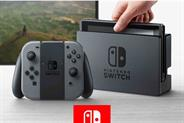 Nintendo unveils radical new console Switch