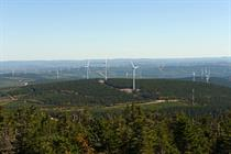 Quebec leads… EDF EN Canada and Enbridge's 300MW Lac Alfred wind farm was the biggest to come online last year