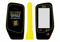 Big Yellow Self Storage brings back Space Invaders for interactive campaign
