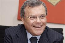 WPP's UK revenues climb 13% to £352m