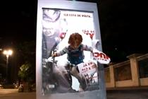 Campaign Viral Chart: Chucky bus prank rises but van Damme stays on top