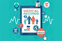 Providing online access to patient records