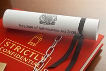 How the Freedom of Information Act applies to GP practices