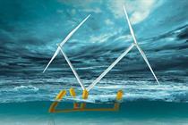 Twin rotors bring 15MW offshore turbine closer