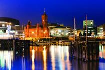Cardiff: events on the waterfront