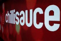 Chillisauce records increase in profits and turnover