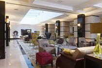 Conrad London St James: hotel review