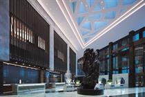 NUO hotel, Beijing
