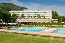 Sheraton hotel opens at Italy's Lake Como