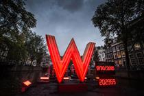 W Amsterdam hotel opens to the public