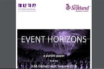 Event planners must prove value, says ILEA report