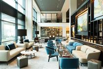 Marriott opens hotel in The Hague
