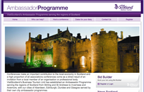VisitScotland launches ambassador events programme