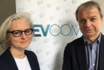 EVCOM appoints Jennifer Jenkins as its new chief executive