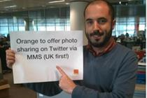 Twitter in partnership with Orange for UK first