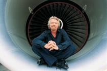 Branson 'could sell' majority stake in Virgin Atlantic