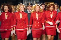 Virgin Atlantic crew voted 'super sexy' by business travellers