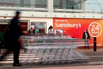 Sainsbury's celebrates 'record Christmas performance'